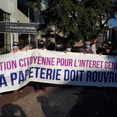 Manifestation 170920