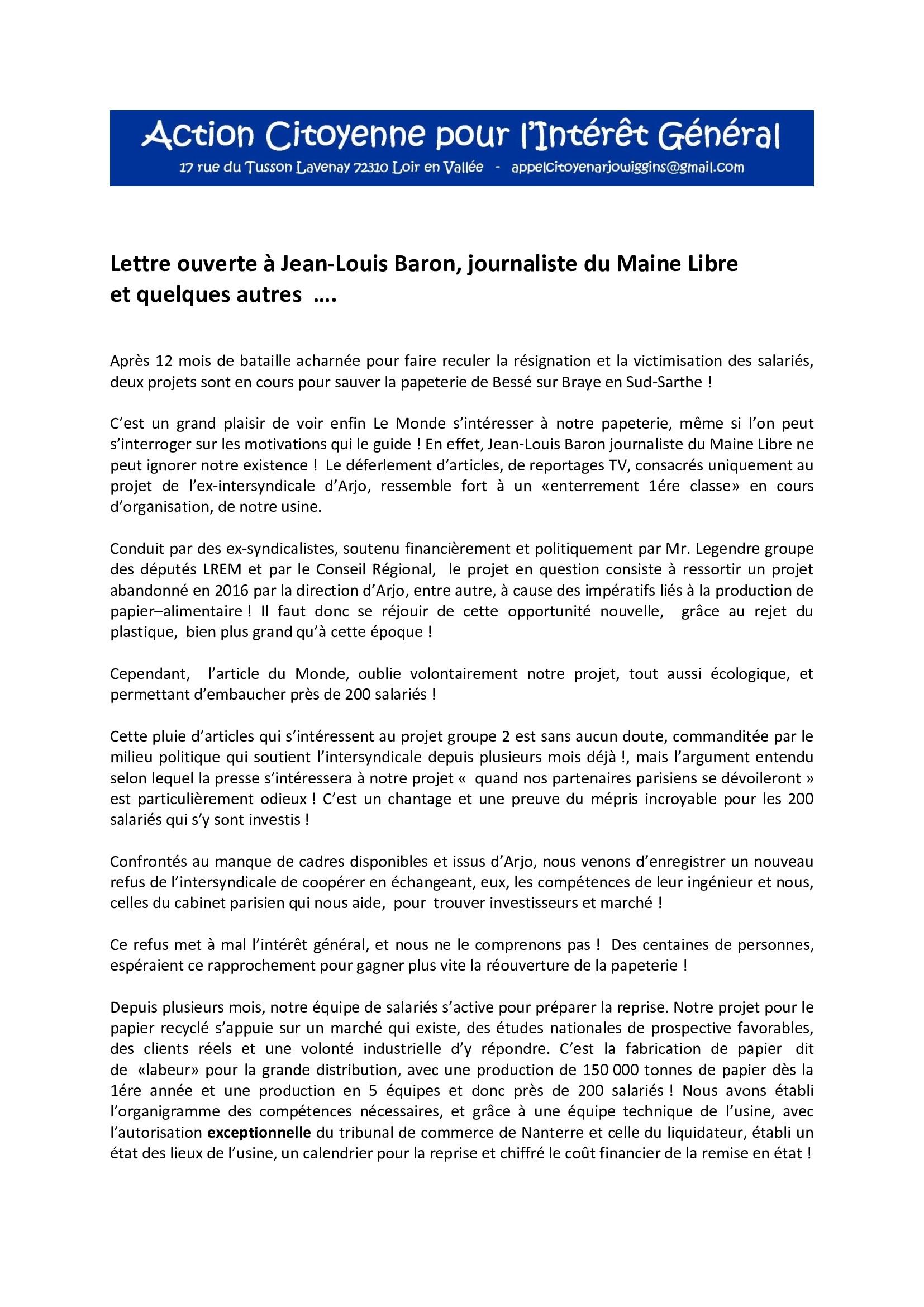 Lettre ouverte jeanlouis baron 200119 1